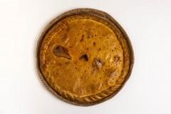Empanada Mejillones con Chorizo