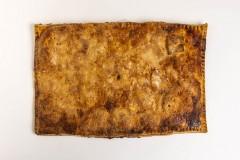 Empanada de Hojaldre de Manzana