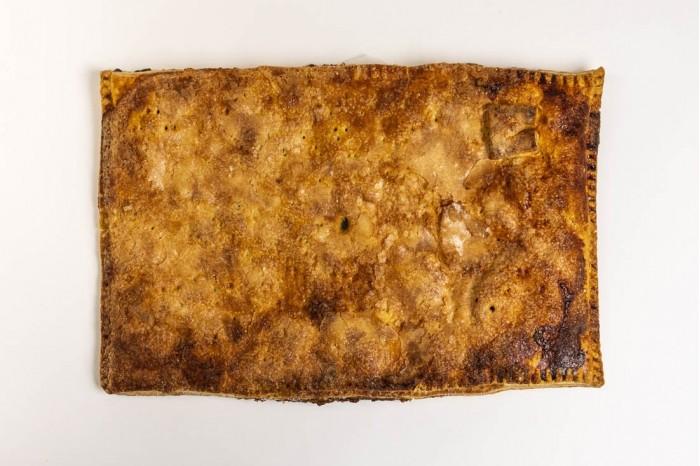 Empanada de Hojaldre de Manzana Congelada
