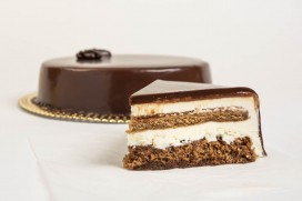 Tarta Chocolate y Nata