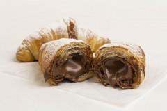 MiniCroissant relleno chocolate