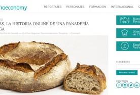 """""""Iglesias, la historia online de una panadería gallega"""" por Gastroeconomy"""